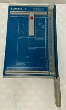 Dahle 533 Paper Cutter Trimmer Metal Heavy Duty Made In Germany
