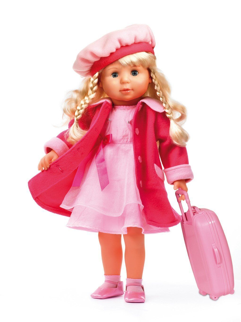 Bayer Design Funktionspuppe Charlene Interactive Singpuppe Puppen Haare Sprechen