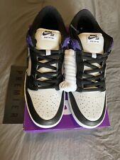 Nike SB Dunk Low Court Purple Size 12