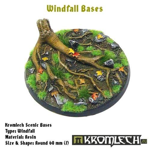 Windfall base-ROUND 60mm 1-Kromlech