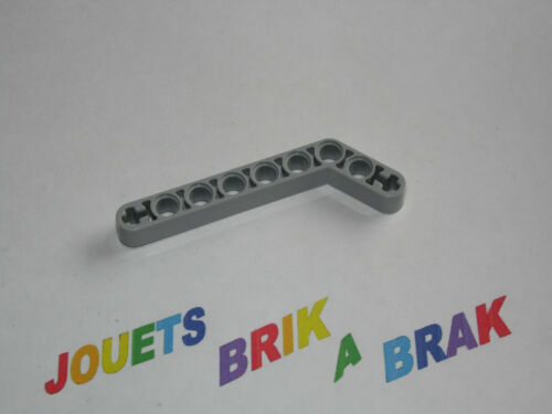 Lot lego briques brick technic arrondi liftarm thick 3x7 choose color ref 32271