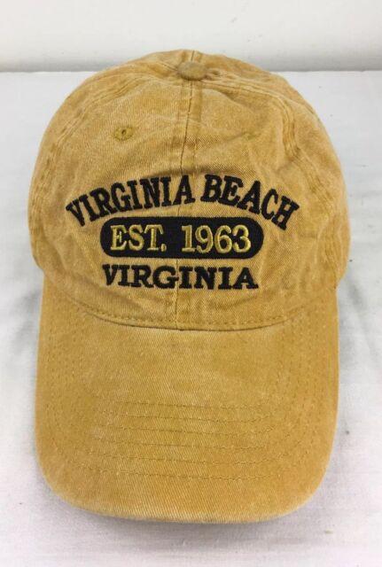 Virginia Beach Baseball Cap Hat