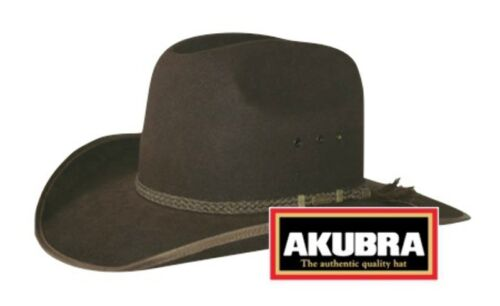 Akubra Saddle Bronc Hat RRP 204.99