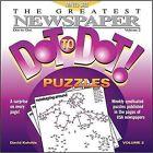 The Greatest Newspaper Dot-To-Dot Puzzles, Vol. 2 by David Kalvitis (Paperback / softback, 2005)