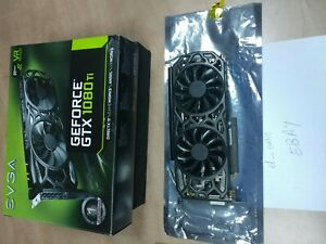 Details about EVGA GeForce GTX 1080 Ti SC 11GB - USED with Warranty
