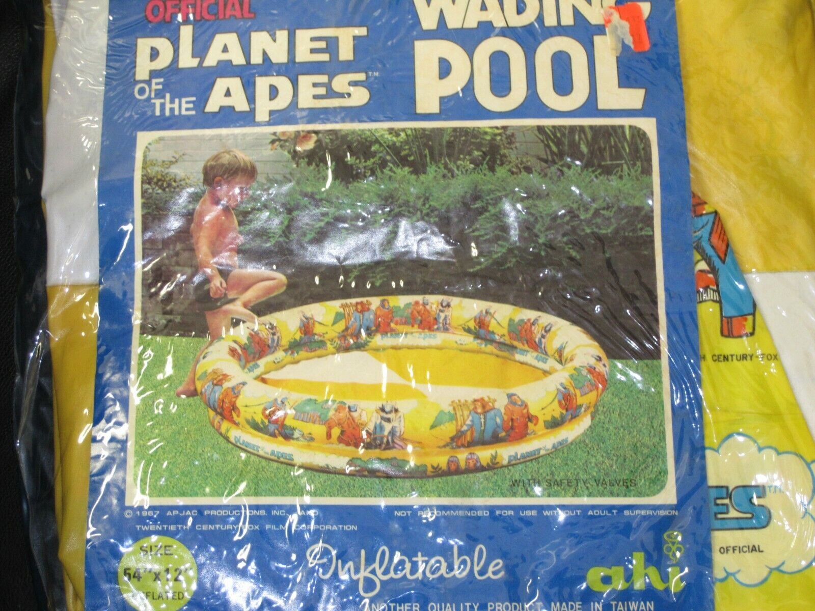 Planet of the Apes Pool