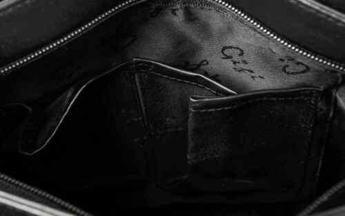 couleurs en cuir Sac en deux Gigi ᄄᄂ sections Noirrouge Diffᄄᆭrentes bandouliᄄᄄre Othello 544 kOnw80P