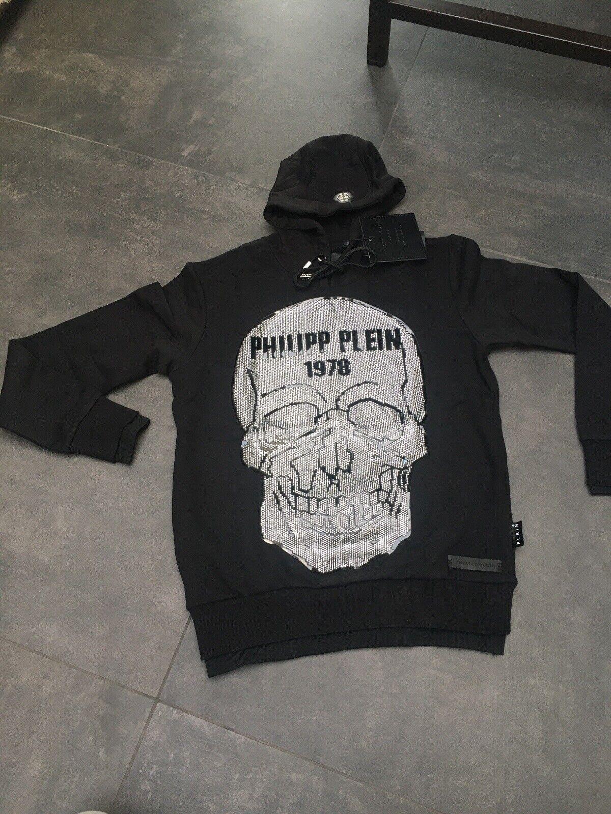 Sweatshirt philipp plein neuve modèle  Skull  Größe M