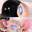 Soft-Silicone-Shampoo-Scalp-Shower-Body-Washing-Hair-Massage-Massager-Brush-Comb thumbnail 3