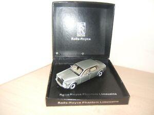 Rolls Royce Phantom Limousine Cmr 1/43 Eme N°247 Sur 500 Exemplaires