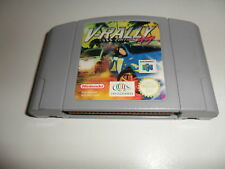 Nintendo 64  N 64  V-Rally 99