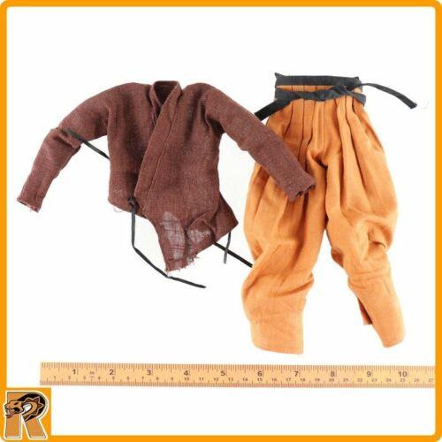 Le Japon Le premier soldat Sanada-shirt /& Pantalon Set 1//6 Scale 101 Figurines Jouets