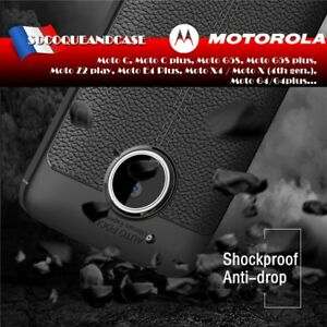 Etui-Coque-Housse-Silicone-shockproof-TPU-Case-Cover-MOTOROLA-Moto-Collection