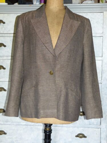 En 50 Parfait Vintage Lin Etat 46 § 44 I T Ensemble Pantalon Givenchy Veste 48 F OwxX6