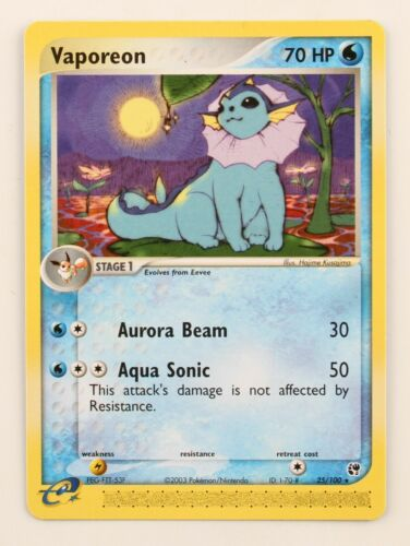 Select from List Pokemon Sandstorm Trading Cards