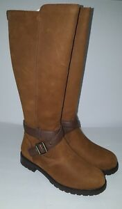 cfe294d2173 Details about NEW IN BOX! UGG HARINGTON TALL CHESTNUT WATER RESISTANT BOOT  US 8.5