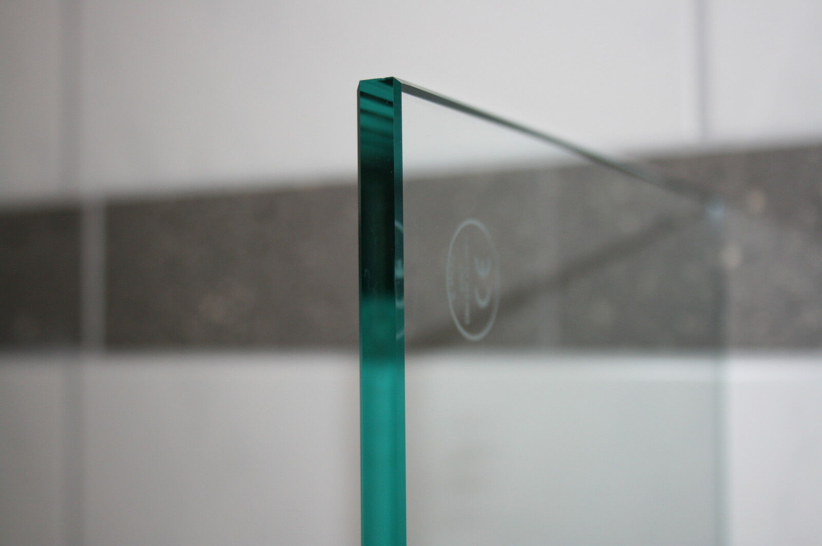 Floatglas Glasscheibe ESG Glas Sicherheitsglas 10 mm Durchsichtig