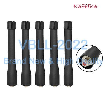 5x NAE6546 Stubby Antenna for Motorola XTS3000 MT2000 HT1000 RADIO