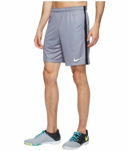 Nike Dry Squad Soccer Shorts Men's Pure Platinum 845555-043 NWT Size Medium