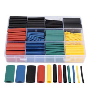 530pcs-Heat-Shrink-Tubing-Insulation-Shrinkable-Tube-2-1-Wire-Cable-Wrap-Sleeve