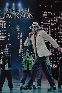 MICHAEL-JACKSON-A3-Poster-ca-42-x-28-cm-Clippings-Fan-Sammlung-NEU