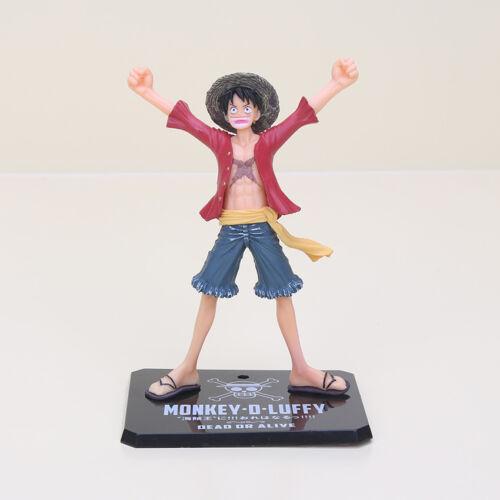 ONE PIECE Nico Robin Moneky D Luffy Nami Chopper Figuras de Acción
