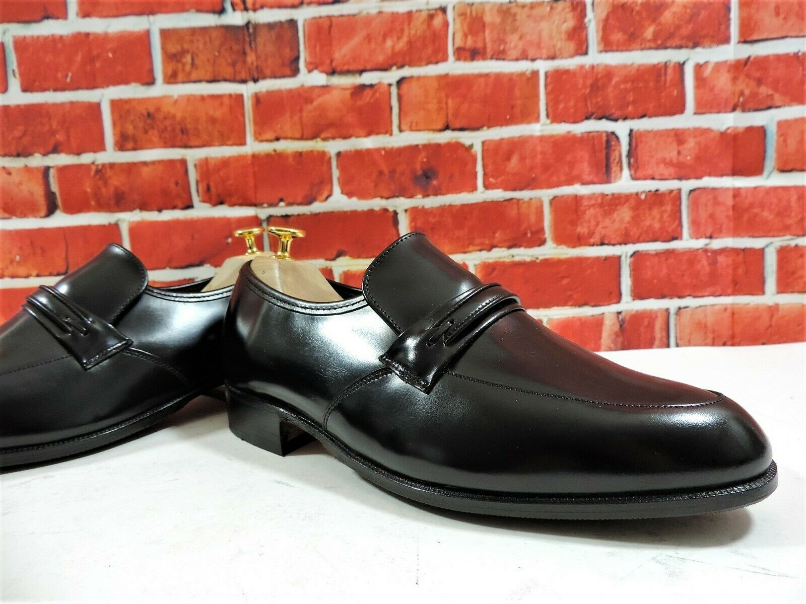 New Church's Cheaney UK UK Made Penny Loafers UK Cheaney 6.5 F US 7.5 EU 40.5 Harley 8e5400