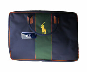 fab02319b56 Ralph Lauren The World Of Polo Classic Travel Bag 23'' X 17'' X 6 ...