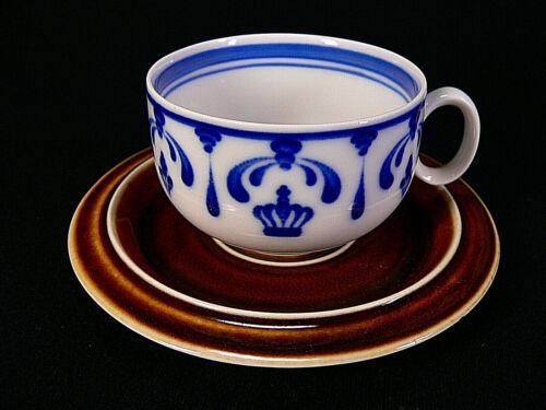 Gallo Royal Crown Delft-teegedeck 2 pieces