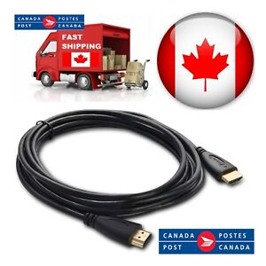 10ft-15ft-25ft-30ft-50ft-High-Speed-HDMI-Cable-1-4-Cable-Audio-Video-Gold-Plated
