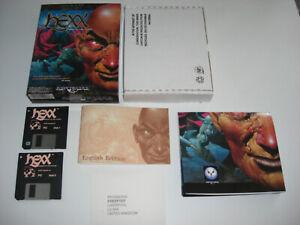 Hexx-l-039-eresia-della-procedura-guidata-PC-3-5-034-Floppy-Disk-ORIGINALE-BIG-BOX-Veloce-Post