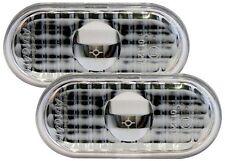 Renault Kangoo 98-02 Luz Lateral Repetidor indicador Cristal Transparente