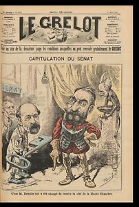 Le-Grelot-French-Satirical-amp-Political-Journal-humour-885-issues-on-DVD