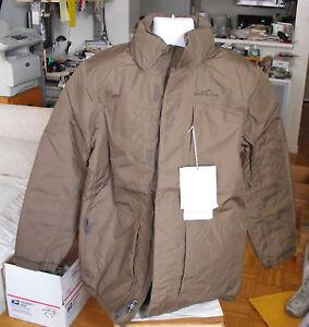691d6d55add Details about Eddie Bauer winter WeatherEdge Port Townsend Insulated Parka  MEDIUM Coat Jacket