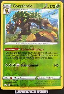 Carte Pokemon COATOX 124//202 Holo Epée et Bouclier 1 EB01 FR NEUF
