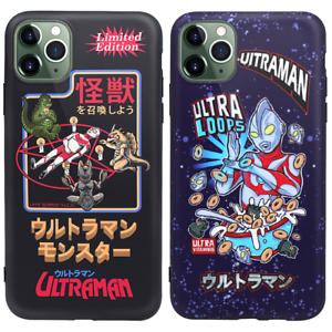 JAPAN-ULTRAMAN-Phone-Case-Cover-For-Apple-iPhone-11-Pro-XR-XS-X-8-7-Plus-6-6S-SE