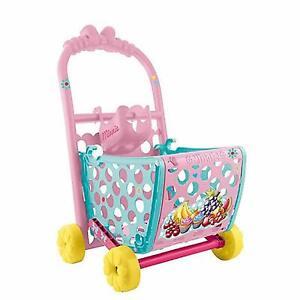 Disney-Minnie-Mouse-Shopping-Chariot-Ensemble-de-Jeux-amp-Nourriture-Accessoires