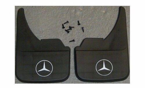 Mercedes Logo Universal Van Mudflaps Front Rear Citan Vito Front Mud Flap Guard