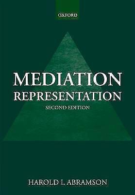 Mediation Representation by Abramson, Harold (Professor of Law, Touro Law Center
