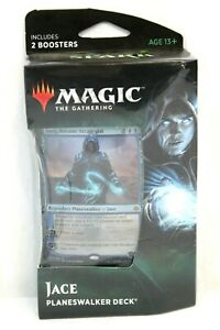 War of the Spark Jace Planeswalker Deck Factory Sealed Magic The Gathering