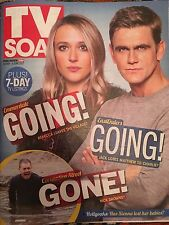 TV SOAP MAGAZINE 28 MAY 2017 EMILY HEAD BEN PRICE CHRIS BISSON SCOTT MASLEN