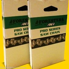 """Husqvarna 16"""" Chisel Chain Fits,50,51,55,340,345,359,Forester 325x.58,66 Link(2)"""