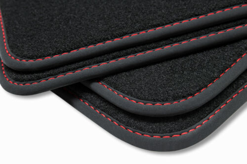 2011-2017 Premium Fußmatten für Kia Rio 3 III Bj