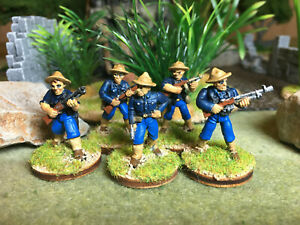Painted-28mm-Pulp-Figures-US-Marines-for-Pulp-games-and-other-similar-rules