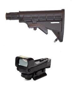 NcStar-Paintball-Red-Dot-Sight-DP-Car-Stock-Fits-Tippmann-98-Custom-Platinum