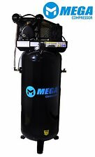 Compresor de Aire MegaPower MP-6060V 60 galones 3 Caballos 1 fase 11.8 CFM