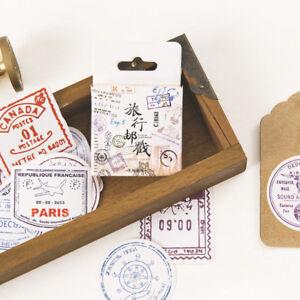 Travel-Stamp-Postmark-Adhesive-Decorative-Stickers-DIY-Diary-Scrapbook-Sticker