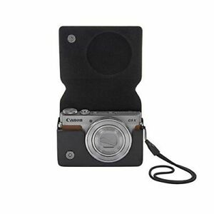 Genuine-CANON-DCC-1890-PU-Leather-Case-for-PowerShot-G9X-Case-Only-NO-Camera