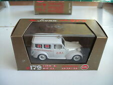 Brumm Fiat 1100E Ambulance in White on 1:43 in Box