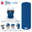 Classic Blue face protection headwear multifunctional Bandana Headband G695
